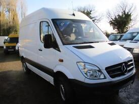 2012 Mercedes-Benz Sprinter 2.1TD 310CDI NO VAT SWB 140000 MILES GUARANTEED
