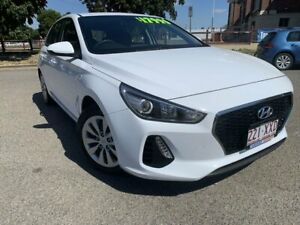 2018 Hyundai i30 PD MY18 Go Polar White 6 Speed Sports Automatic Hatchback Townsville Townsville City Preview