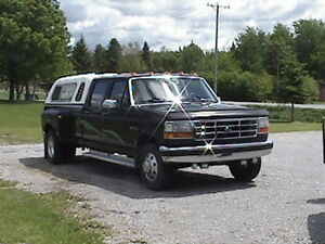 1995 Ford F-350 x l t Camionnette