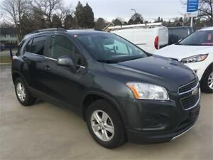 2014 Chevrolet TRAX LT AWD 2 sets of tires automatic