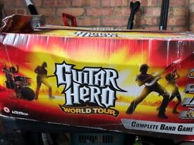 Guitar Hero World Tour Band