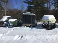 Looking for used Cargo Trailers