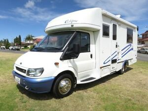 Sunliner Eclipse Motorhome – ONLY 28,000KMS - ISLAND BED Glendenning Blacktown Area Preview