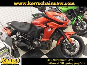 2015 Versys 1000 ABS LT   - Biggest Savings of the year!!