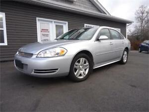 2013 Chevrolet Impala LT, ONLY 98KM. CLEAN CAR LOW KM