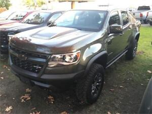 2018 Chevrolet Colorado ZR2 V6 0 % NEW in Deepwood green metalli