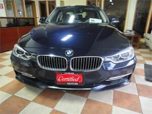 2013 BMW 3 Series  AWD SUNROOF  LEATHER INTERIOR  MINT CONDITION