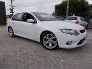 2011 Ford Falcon FG XR6 White 6 Speed Sports Automatic Sedan Bayswater North Maroondah Area Preview