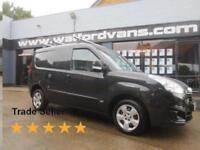 2014 Vauxhall Combo 2000 Sportive 1.3CDTI 16V eFLEX H1 A/C E/W Diesel black Manu