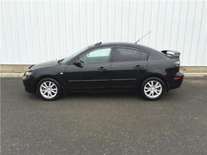 2007 Mazda Mazda3 GS SUNROOF, A/C, NEW REAR BRAKES