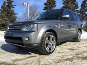 2010 Land Rover Range Rover Sport, SUPERCHARGE, ONLY 114KM