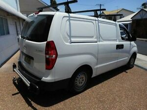 2009 Hyundai iLOAD TQ Crew White 5 Speed Manual Van Maryville Newcastle Area Preview