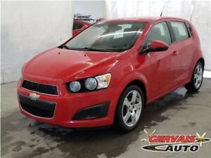 Chevrolet Sonic LS A/C MAGS Hatchback 2013