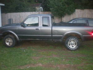 Looking To Buy Ford Ranger For Parts