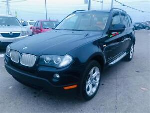 2010 BMW X3 AWD CUIR TOIT-PANORAMIQUE