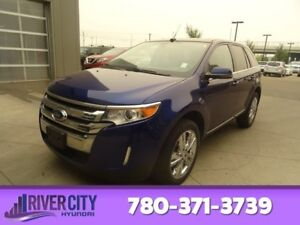 2013 Ford Edge AWD LIMITED Leather,  Panoramic Roof,  Back-up Ca