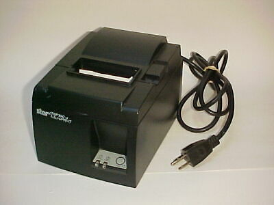 Star Tsp100 Future Print Point Of Sale Receipt Ethernet Network Thermal Printer