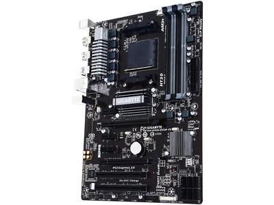 Gigabyte Ga 970A Ds3p Fx  Rev  2 1  Am3  Am3 Amd 990Fx Sata 6Gb S Usb 3 1 Atx Am