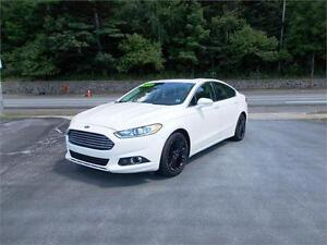 2014 FORD FUSION SE...FULLY LOADED!! NAV, SUNROOF,CAMERA & MORE!