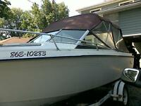 Boat 4 Sale with trailer