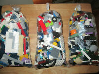 ***LEGO BY THE BAG!!! 400+ PCS PER BAG!!!! aLL GENUINE LEGO!!!**