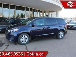 2018 Kia Sedona LX+HEATED FRONT SEATS ... BLUETOOTH ... AIR COND