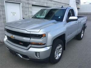 NEW 2018 Chevrolet Silverado 1500 Regular cab Z71 LT 4wd 5.3 V8