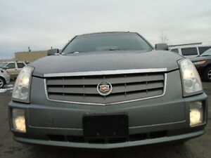 2005 Cadillac SRX AWD-LEATHER-SUNROOF-AMAZING-A LOT OF NEW PARTS