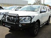 2015 Mazda BT-50 MY13 XTR (4x4) White 6 Speed Automatic Dual Cab Utility Nowra Nowra-Bomaderry Preview