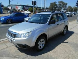 2009 Subaru Forester S3 MY09 X AWD Silver 4 Speed Sports Automatic Wagon Fyshwick South Canberra Preview