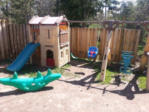 Little Tikes Structure Playset