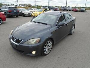 2006 Lexus IS 350 - AUTOMATIC! SUPER CLEAN! MUST SEE!