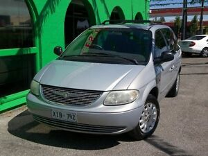 2001 Chrysler Voyager RG 4th Gen SE 4 Speed Automatic Nailsworth Prospect Area Preview