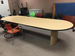Boardroom Table - 12' long