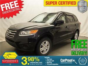 2012 Hyundai Santa Fe GLS *Warranty*