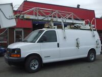 Chevrolet Express G 3500 ALLONGÉ NACELLE TTS25 2005