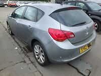 Vauxhall Astra 1.4 16v 2013 With 14000miles For Breaking