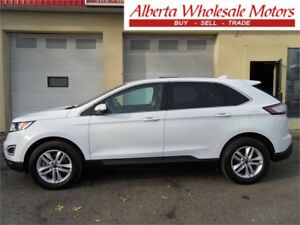 2016 FORD EDGE SEL AWD WE FINANCE ALL EASY FINANCE APPLY