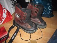 FREESTYLE Snowboard Boots Size 5
