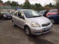 TOYOTA YARIS COLOUR COLLECTION HATCHBACK 1299cc, 5 Doors **FULL SERVICE HISTORY**VERY GOOD EXAMPLE**