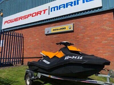 Sea-Doo Spark 3up Spark 2018 jet ski with warranty