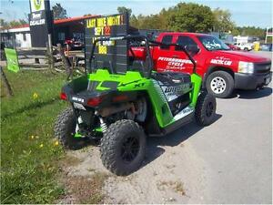 16 ARCTIC CAT WILDCAT TRAIL XT DEMO! Peterborough Peterborough Area image 2