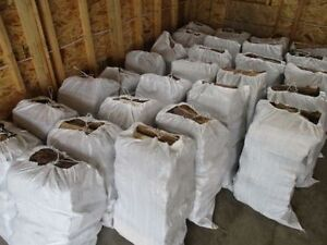 95 LB bags of Dry, Clean & Split Camping FIREWOOD  - South Edm