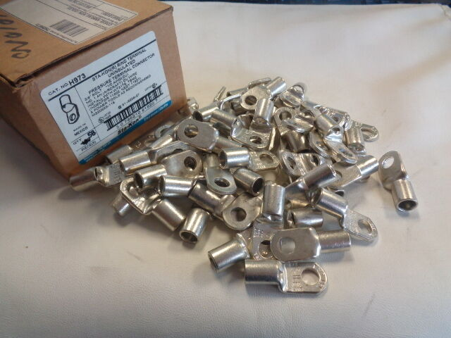THOMAS & BETTS  PRESSURE TERMINAL CONNECTOR LOT OF ( 58 ) MARINE BOAT