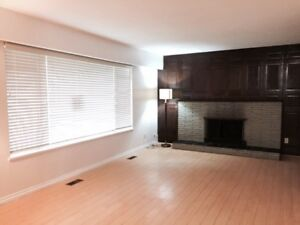 4 Bedroom Unit Available Now in Central Richmond!