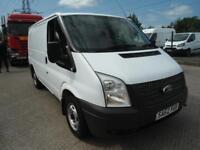 2012/62 Ford Transit 2.2TDCi 260 ( 100PS ) ( EU5 ) ( Low Roof ) SWB