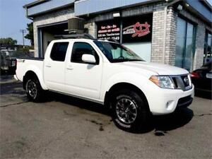 2017 NISSAN FROMTIER PRO-4X CREW CAB CUIR GPS TOIT 4.0L V6