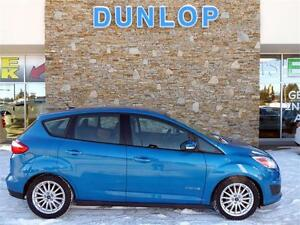 2013 FORD C-MAX HYBRID, AWESOME FUEL ECONOMY, HEATED SEATS NAV!!
