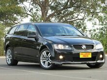 2009 Holden Commodore VE MY09.5 SS Sportwagon Black 6 Speed Manual Wagon Blair Athol Port Adelaide Area Preview