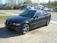 2002 BMW to trade for a classic